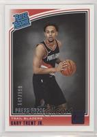 Rated Rookies - Gary Trent Jr. /199