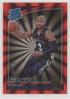 Rated Rookies - Jevon Carter /99