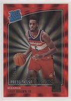 Rated Rookies - Troy Brown Jr. /99