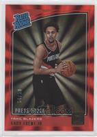 Rated Rookies - Gary Trent Jr. /99