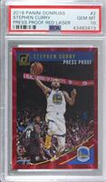 Stephen Curry /99 [PSA 10 GEM MT]