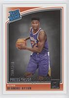 Rated Rookies - Deandre Ayton /349