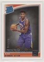 Rated Rookies - Deandre Ayton #/349