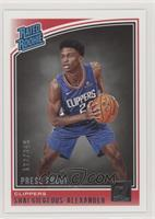 Rated Rookies - Shai Gilgeous-Alexander /349