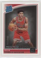 Rated Rookies - Chandler Hutchison /349