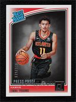 Rated Rookies - Trae Young #/349