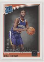Rated Rookies - Mikal Bridges #/349