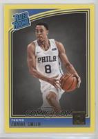 Rated Rookies - Zhaire Smith