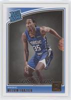 Rated Rookies - Melvin Frazier Jr.