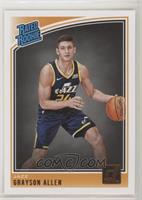 Rated Rookies - Grayson Allen [EXtoNM]