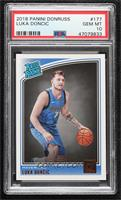 Rated Rookies - Luka Doncic [PSA10GEMMT]