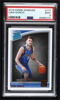 Rated Rookies - Luka Doncic [PSA 9 MINT]
