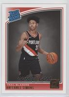 Rated Rookies - Anfernee Simons [EXtoNM]