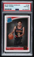 Rated Rookies - Trae Young [PSA10GEMMT]