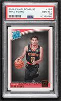 Rated Rookies - Trae Young [PSA 10 GEM MT]