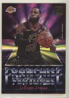 LeBron James #/25