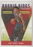 Trae Young #/49