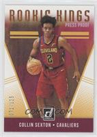 Collin Sexton #/125