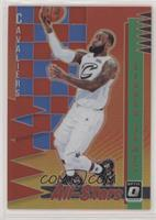LeBron James [EX to NM] #/99