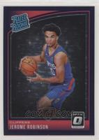Rated Rookies - Jerome Robinson /13