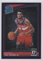 Rated Rookies - Troy Brown Jr. /13