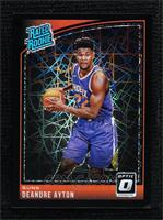 Rated Rookies - Deandre Ayton #/39