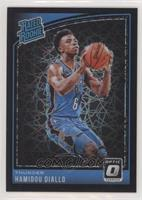 Rated Rookies - Hamidou Diallo #/39
