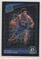 Rated Rookies - Allonzo Trier #/39