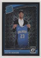 Rated Rookies - Justin Jackson #/39
