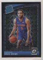 Rated Rookies - Bruce Brown /39