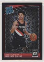 Rated Rookies - Anfernee Simons /39