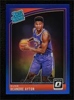 Rated Rookies - Deandre Ayton #/49