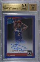 Rated Rookies Signatures - Elie Okobo /49 [BGS 9.5 GEM MINT]