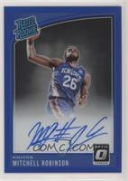 Rated Rookies Signatures - Mitchell Robinson /49
