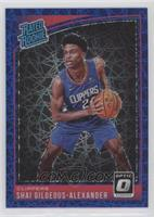 Rated Rookies - Shai Gilgeous-Alexander