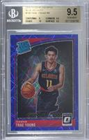 Rated Rookies - Trae Young [BGS9.5GEMMINT]