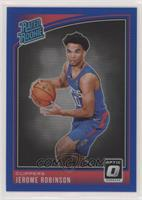 Rated Rookies - Jerome Robinson #34/49