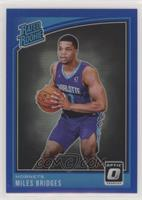 Rated Rookies - Miles Bridges /49