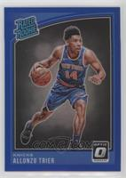 Rated Rookies - Allonzo Trier /49