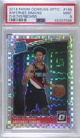 Rated Rookies - Anfernee Simons [PSA9MINT]