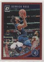 Derrick Rose #/88