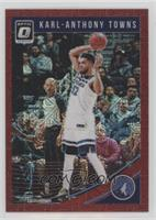 Karl-Anthony Towns #/88