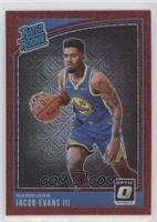 Rated Rookies - Jacob Evans III #/88