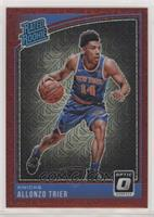 Rated Rookies - Allonzo Trier #/88