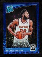 Rated Rookies - Mitchell Robinson [Gem Mint] #/50