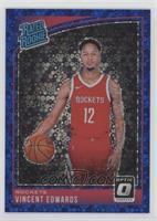 Rated Rookies - Vincent Edwards #/50
