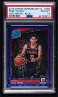 Rated Rookies - Trae Young [PSA10GEMMT] #/50