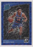 Rated Rookies - Allonzo Trier /50