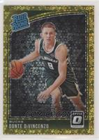 Rated Rookies - Donte DiVincenzo #/10