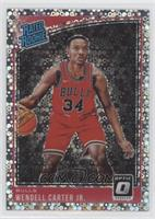 Rated Rookies - Wendell Carter Jr. [GoodtoVG‑EX]
